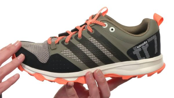 Adidas Kanadia 7 TR M Trail Neutral Running Shoe Reviewed in 2018