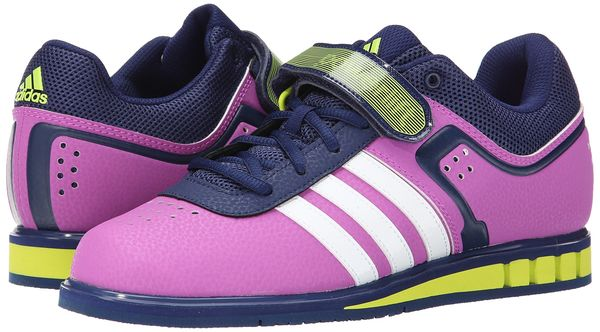 Adidas Performance Women_s Powerlift 2.0 W Weightlifting Trainer Shoe