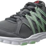 REEBOK YOURFLEX TRAINE TTE 8.0L MT Alloy - Coal - Seafoam Green - White