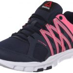 REEBOK YOURFLEX TRAINETTE 8.0L MT Collegiate Navy - Solar Pink - White
