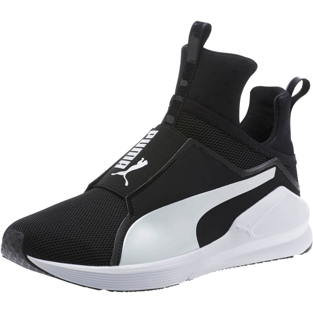 Puma Fierce Core Black and White