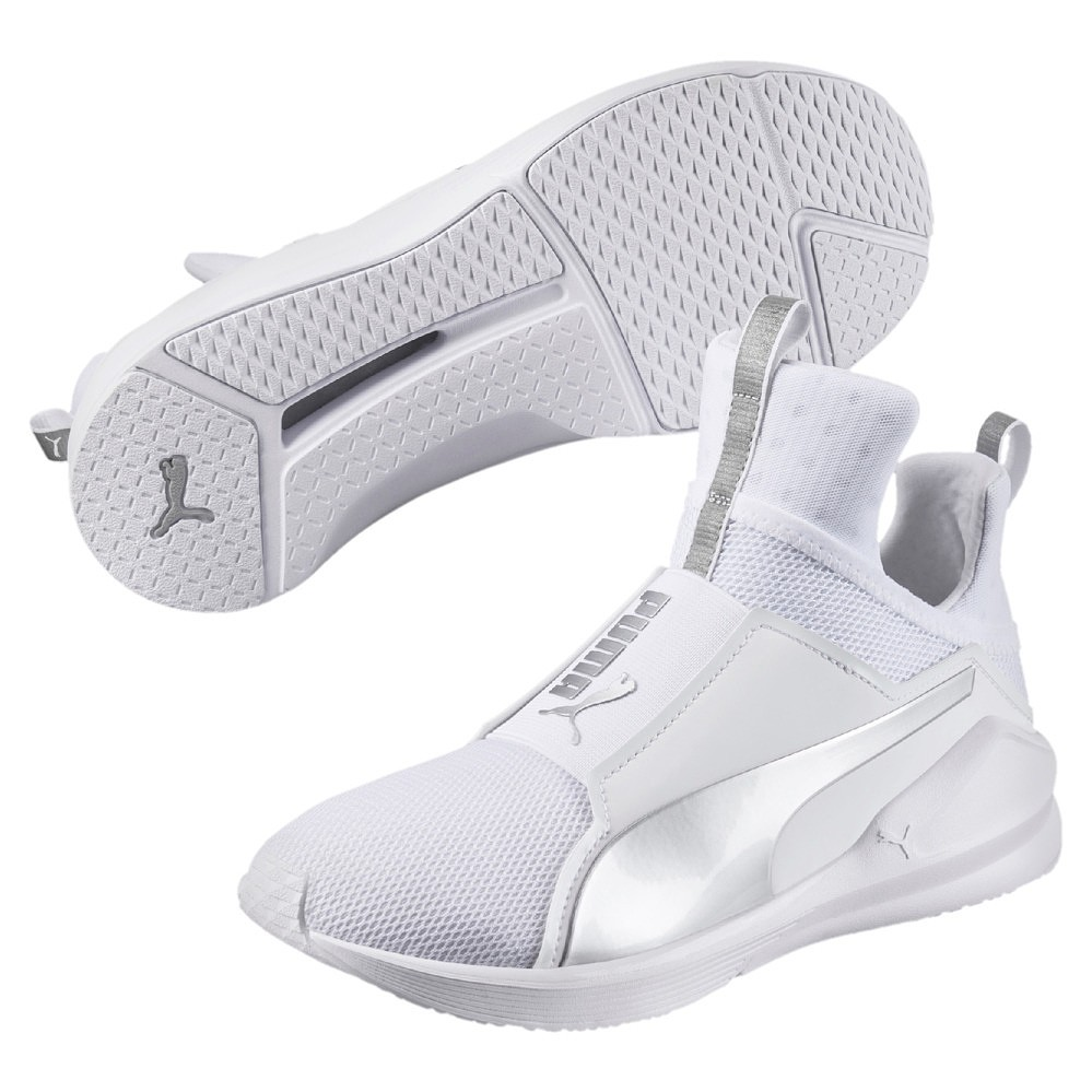 Puma Fierce Core White