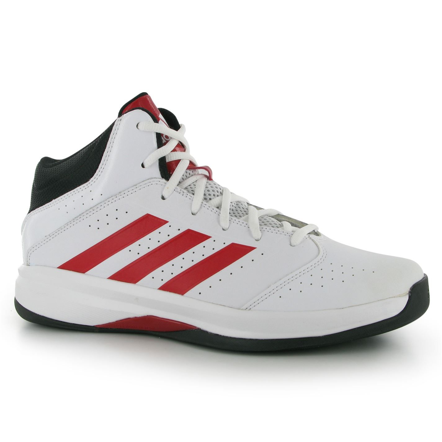 adidas isolation 2 white red