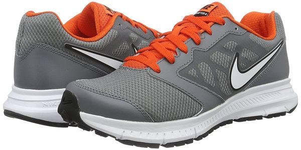 Nike Downshifter 6 Grey Orange
