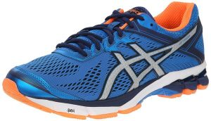ASICS Mens GT 1000 4 Running Shoe