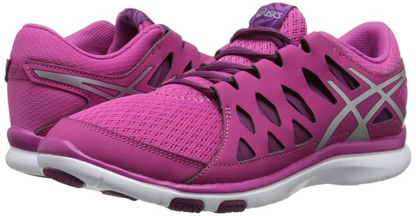 ASICS Womens GEL-Fit Tempo 2 Fitness Shoe