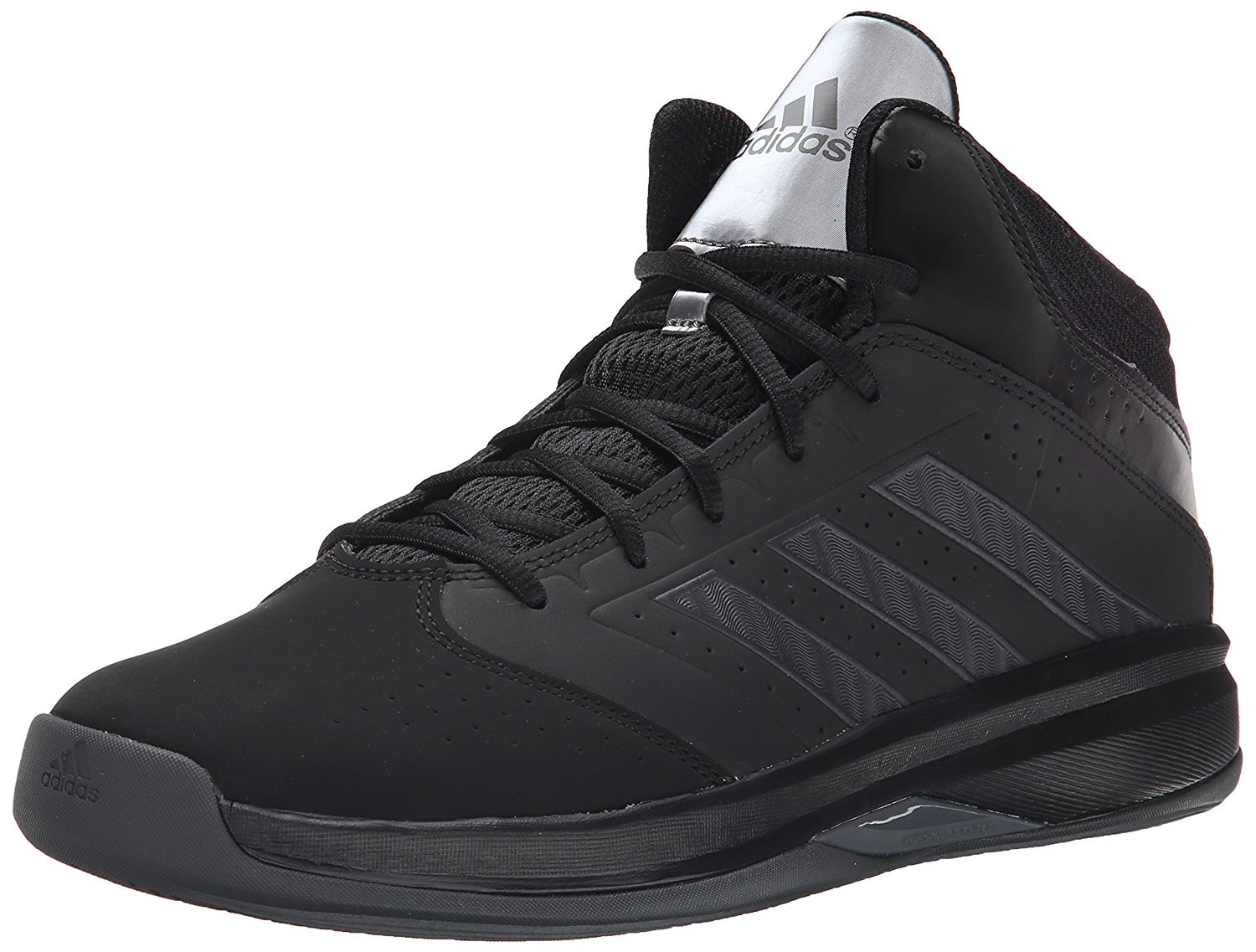 Adidas Isolation 2 All Black