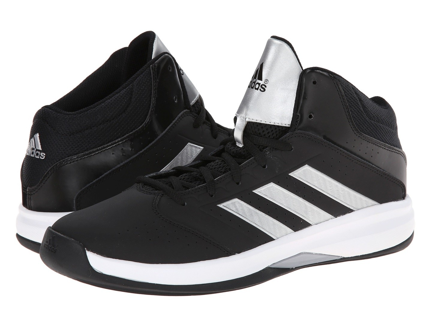 Adidas Isolation 2 Mid Black