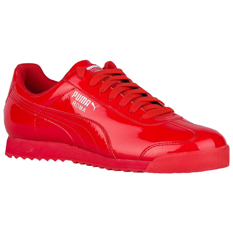 Puma Roma All Red