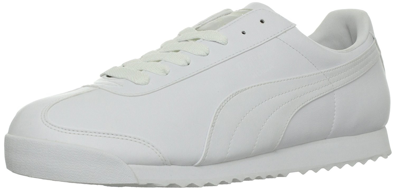 Puma Roma All White