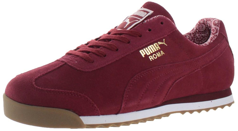 Puma Roma Burgundy