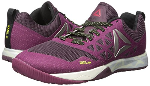 83dc58f7fdbb Reebok Women s R CrossFit Nano 6-0 Cross-Trainer Shoe