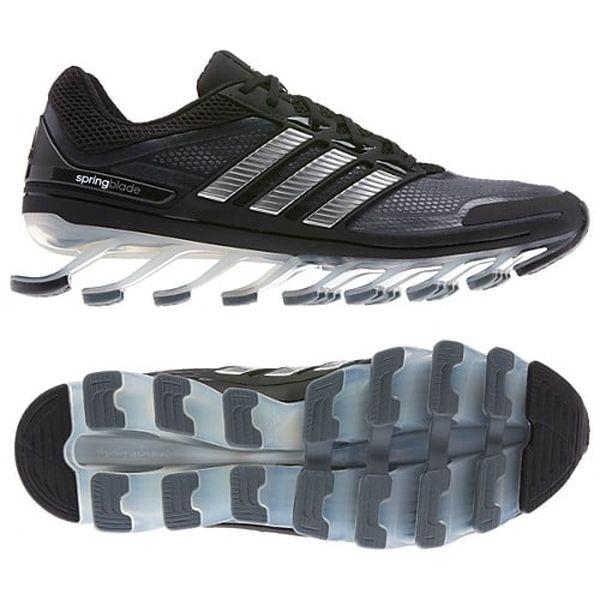 Adidas Springblade \u201cBlack/Metallic Silver\u201d