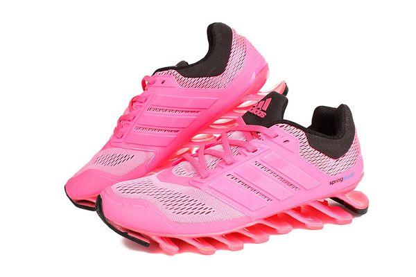 Adidas Springblade 3.0 Running Shoes Pink/Black