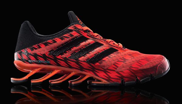 "Adidas Springblade Ignite ""Red/Black"""