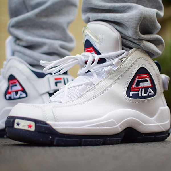Fila DLS 96 Basketball Shoe