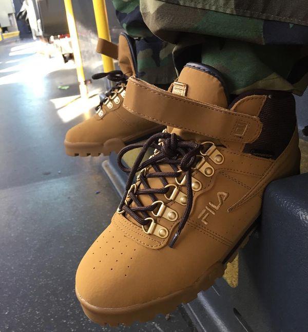 Fila F13 Weathertech Boots