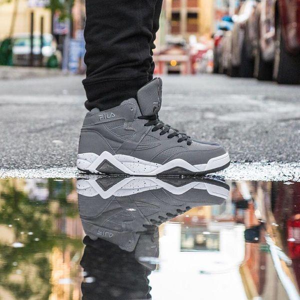 Fila Mens M Squad Pavement Fashion Sneaker