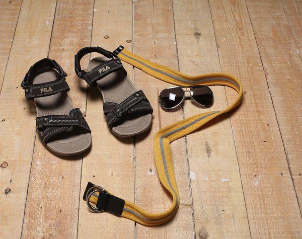 Fila Mens Transition Athletic Sandals