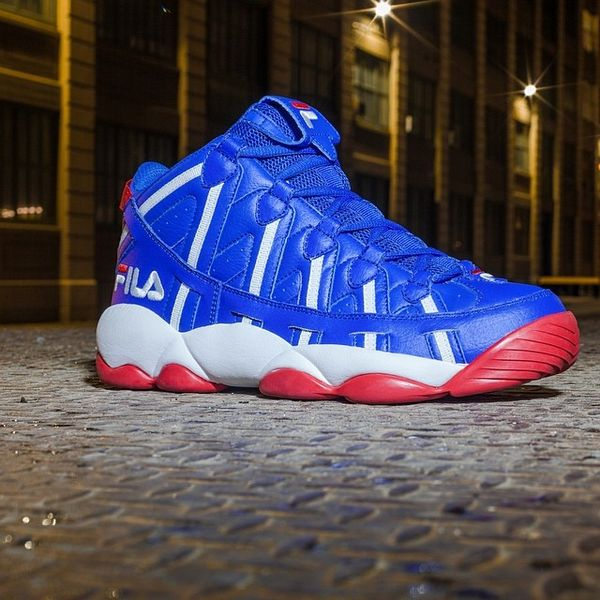 Fila Spaghetti Basketball Sneaker Shoe