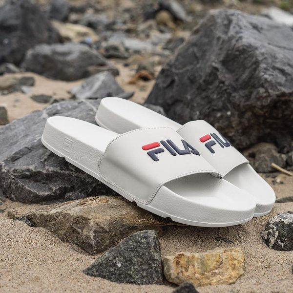 Fila Womens Drifter Slide Rubber Sandals