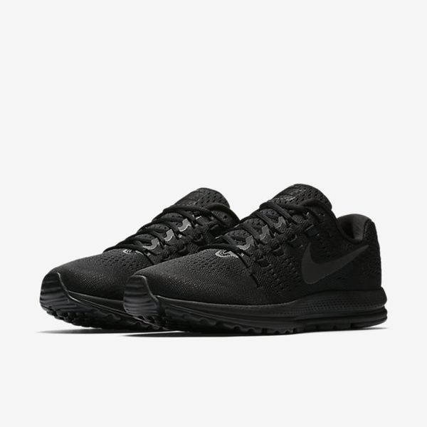 wholesale dealer 99f76 390b6 Nike Air Zoom Vomero 12 All Black
