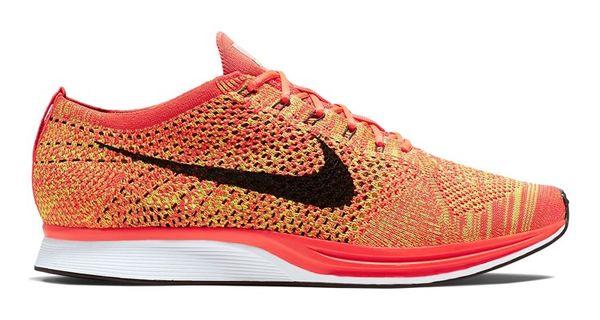 """Nike Flyknit Racer """"Bright Crimson"""""""