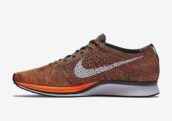 """Nike Flyknit Racer """"Total Orange"""""""