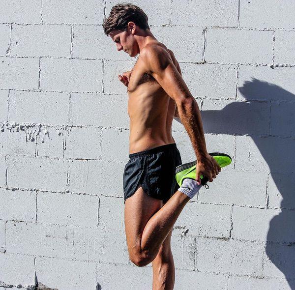 Run it fast with Nike