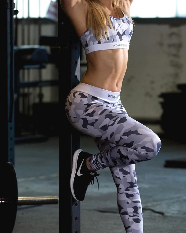 True Sexy Clothing for Gym Workouts