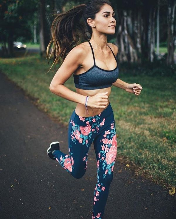 Womens Running Apparel