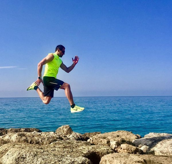 best most popular running outfit for men