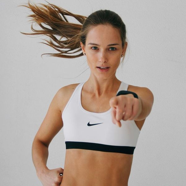best sports bra for cool women