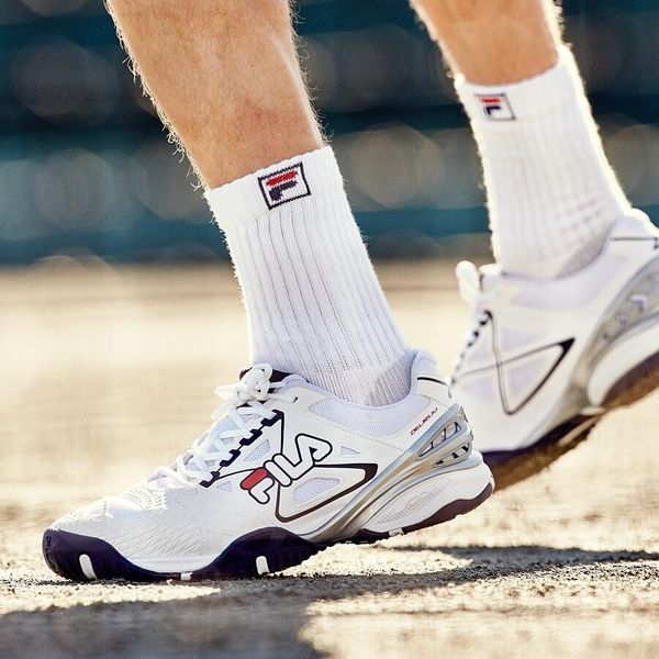 fila ideal tennis outfit for men