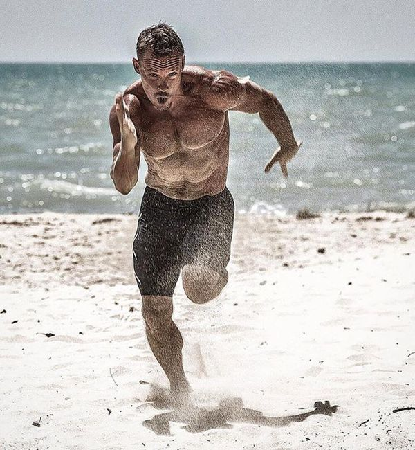 runnig wear for true sportsmen