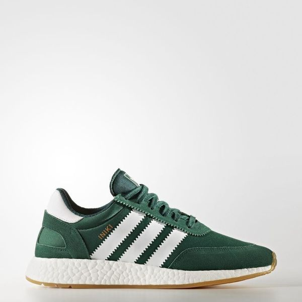 Adidas Iniki Runner Boost Green