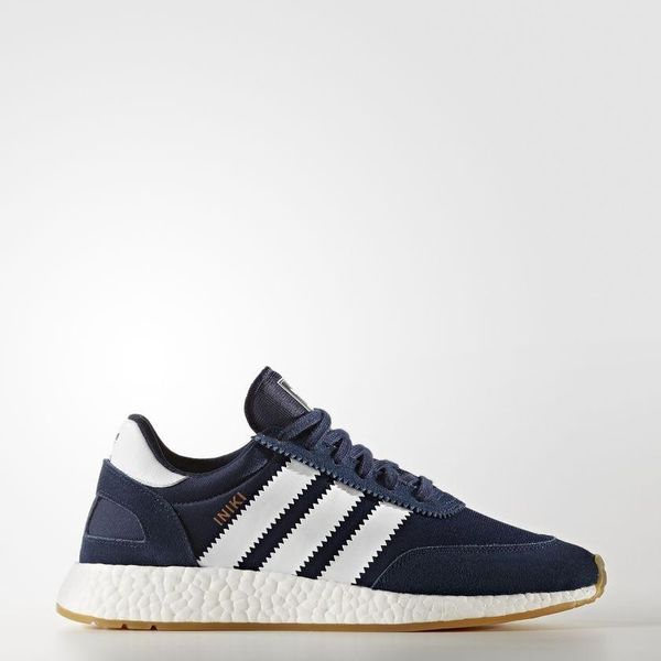 Adidas Iniki Runner Boost Navy