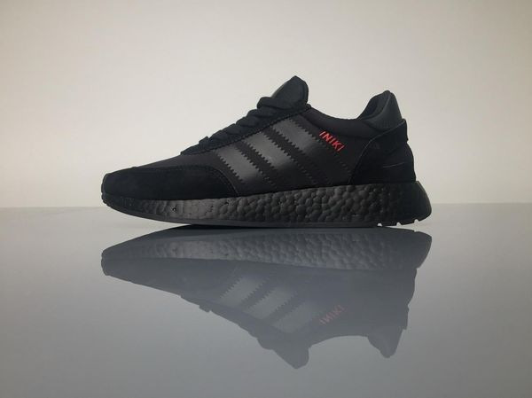Adidas Iniki Runner Boost Triple Black