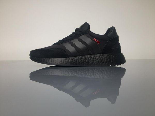 Adidas Iniki Runner Boost Triple Black