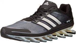 "Adidas Springblade ""Black/Metallic Silver"""
