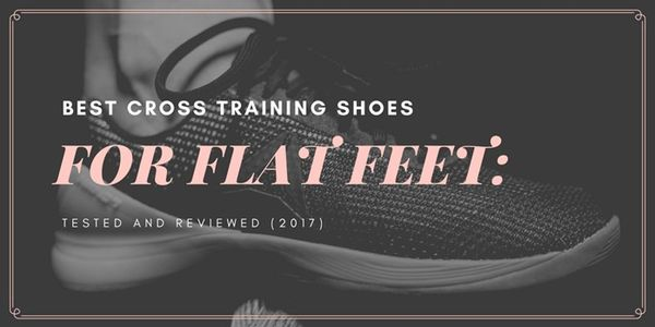 best shoes for working out with flat feet
