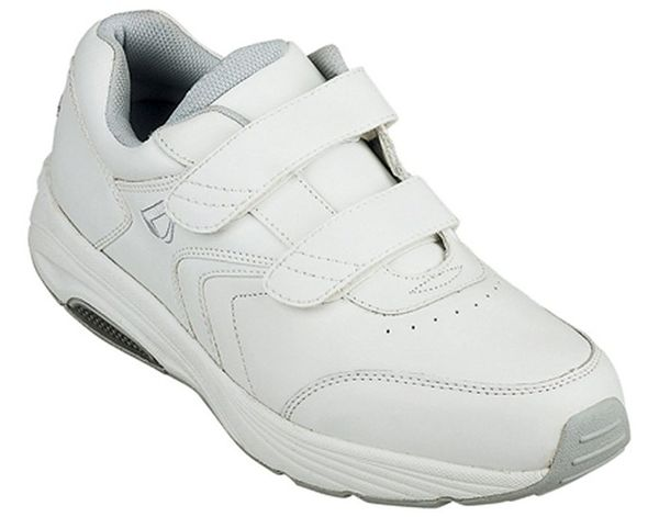 InStride Newport Men's Comfort Therapeutic Extra Depth Walking Shoe