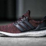 Adidas Ultra Boost 4.0 Burgundy
