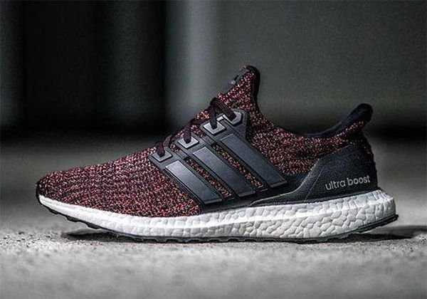 sports shoes 22aad de58d Adidas Ultra Boost 4.0 Burgundy