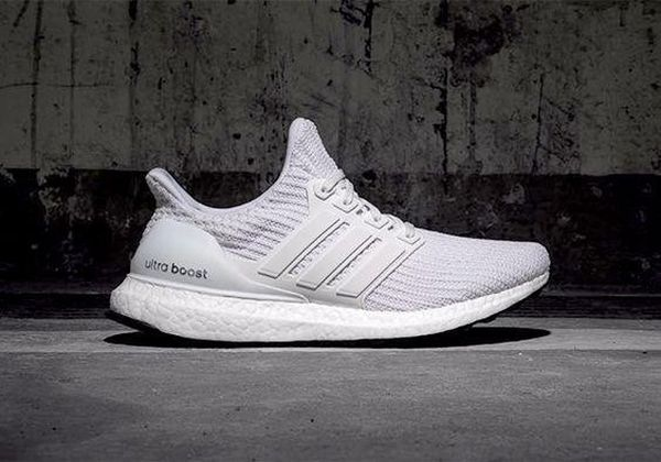 Adidas Ultra Boost 4.0 Core White