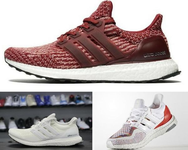 The Upper Ultra Boost 1.0 vs 2.0 vs 3.0