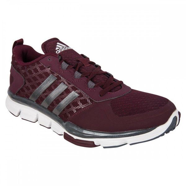 Adidas Maroon Speed Trainer  Shoes