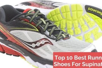 Top 10 Best Running Shoes For Supination