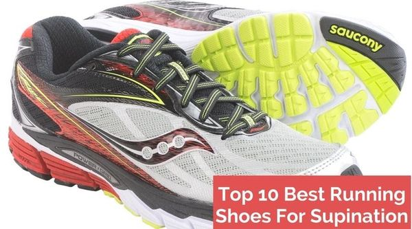 best saucony shoes for supination