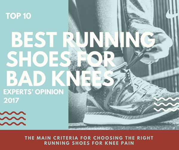 Mens Running Shoes For Bad Knees